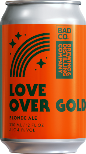 LOVE OVER GOLD (12 Pack)