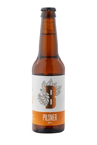 Bedlam Pilsner Case 24x330ml