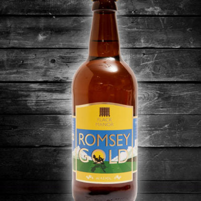 Romsey Gold 4.5% alc Vol. 12 x 500ml Bottle