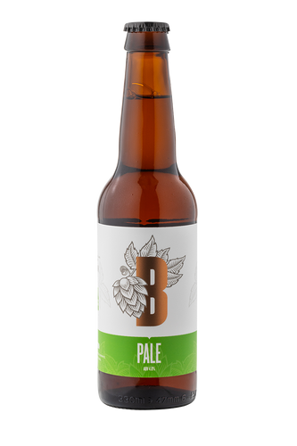 Bedlam Pale Ale Case 24x330ml