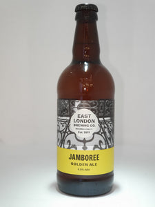 Jamboree Golden Ale (4.8% ABV) Case 12 x 500ml Bottles