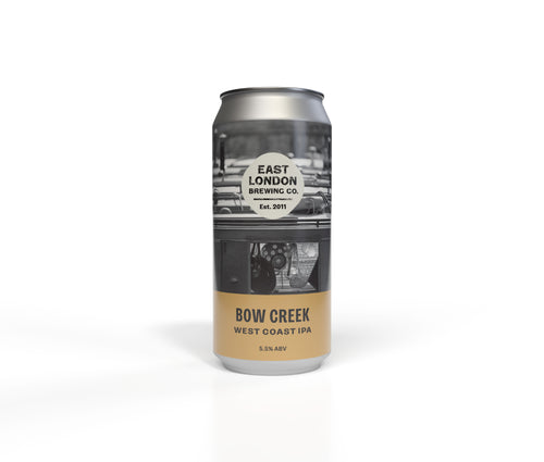 Bow Creek West Coast IPA  (5.5% ABV) Case 12 x 440ml Cans