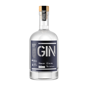 BAD CO GIN 700ML BOTTLE