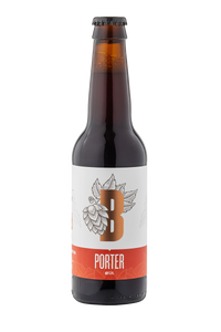 Bedlam Porter Case 24x330ml