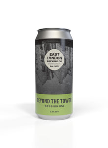 Beyond the Tower Session IPA (3.8% ABV) Case 12 x 440ml Cans