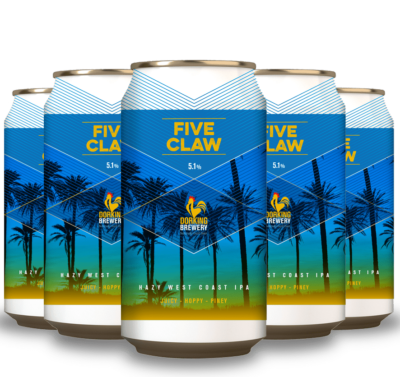 Five Claw - 5.1%