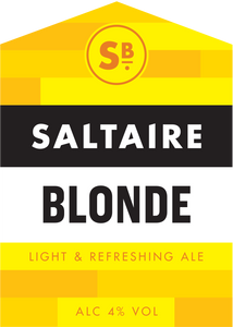 Blonde. Light & Refreshing Ale, 4%, 1x5L minicask.