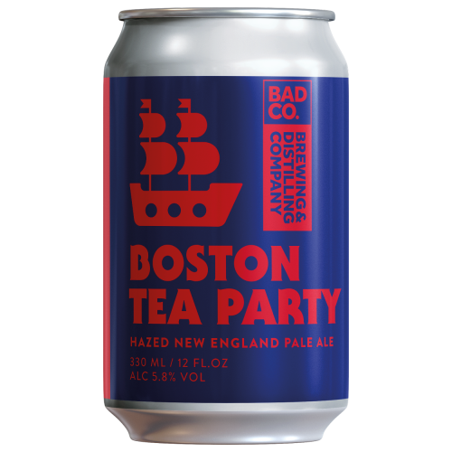 BOSTON TEA PARTY (12 Pack)