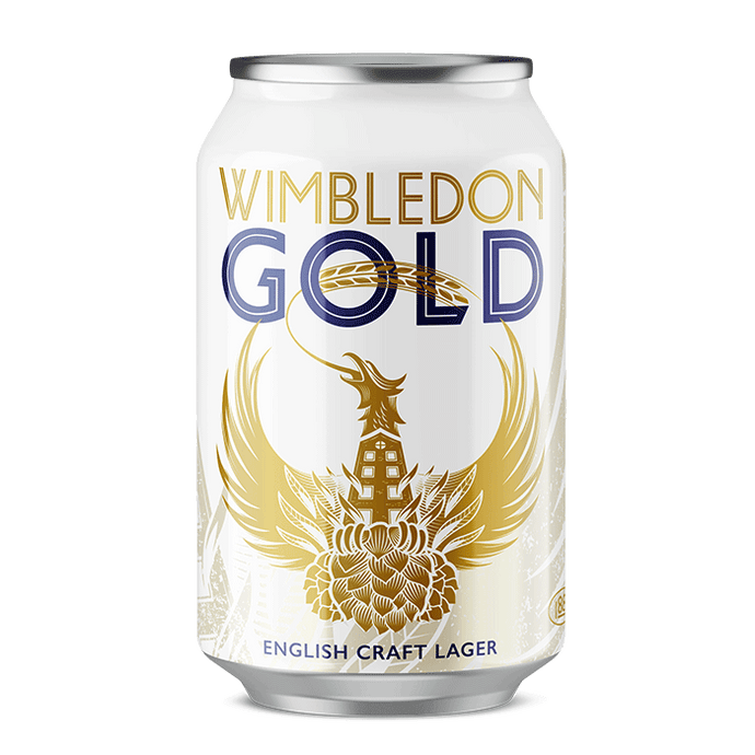 GOLD LAGER 4.8% 24 X 330ml Case