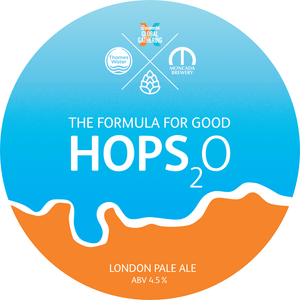 Hops2o London Pale Ale (Brewgooder)