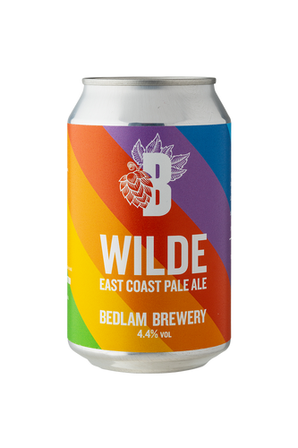 Bedlam Wilde East Coast Pale Ale Case 12x330ml Cans