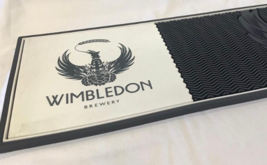 WIMBLEDON BREWERY BAR RUNNER