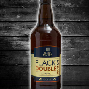 Flack's Double Drop 3.7% alc Vol. 12 x 500ml Bottle
