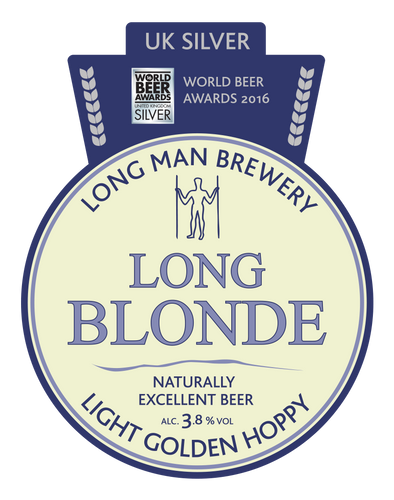 Long Blonde 12 x 500ml Bottles