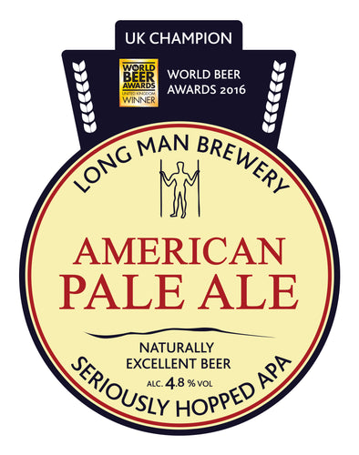 American Pale Ale 12 x 500ml Bottles