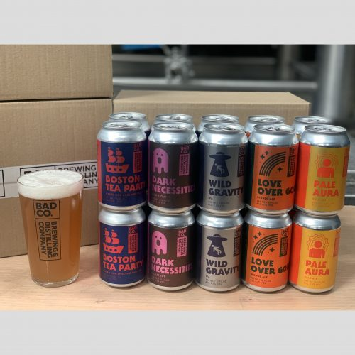'WE' CARE PACKAGE 20X330ML CANS PLUS GLASS