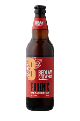 Bedlam Phoenix EPA Case 12x500ml