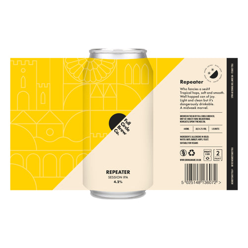 Repeater Session IPA