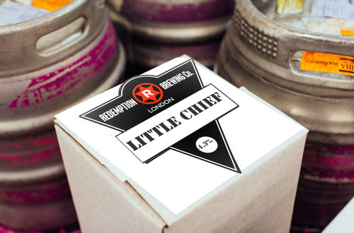 Little Chief 4.3% abv - 3 litre Bag in Box