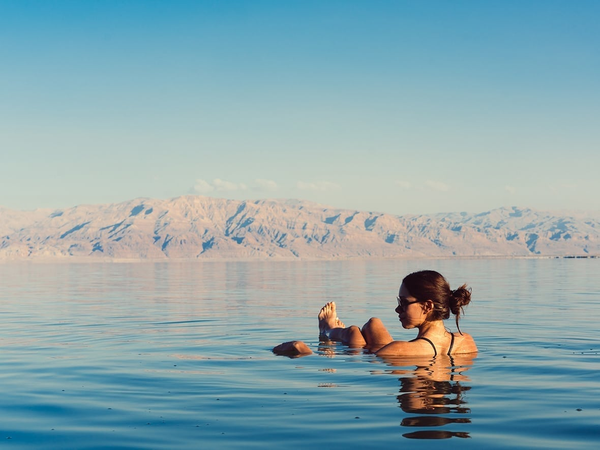 The Dead Sea and Vitiligo