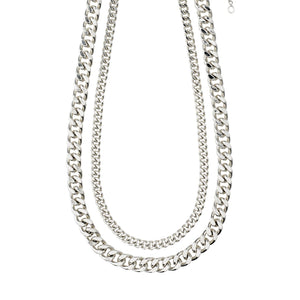2 in 1 Water Necklace Chain Set