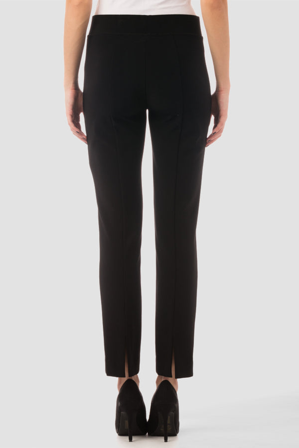 Black Pant with Back Slit