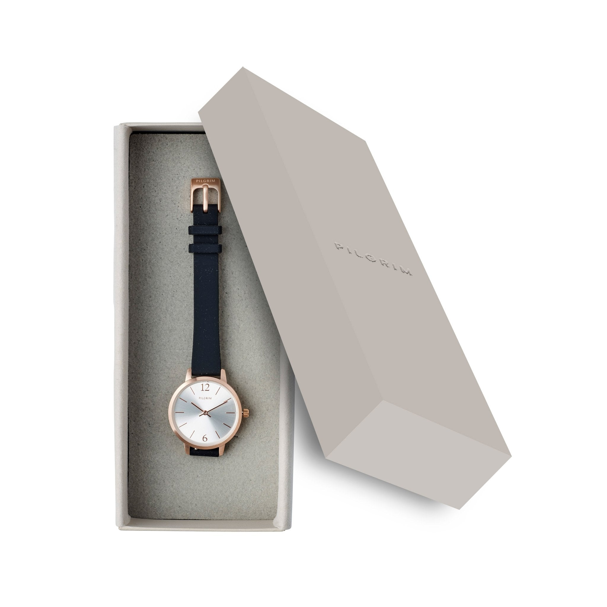 Bianca Rose Gold Watch