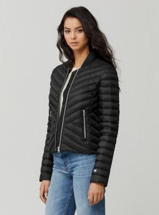 BRUNA Slim-fit Lightweight Down Jacket