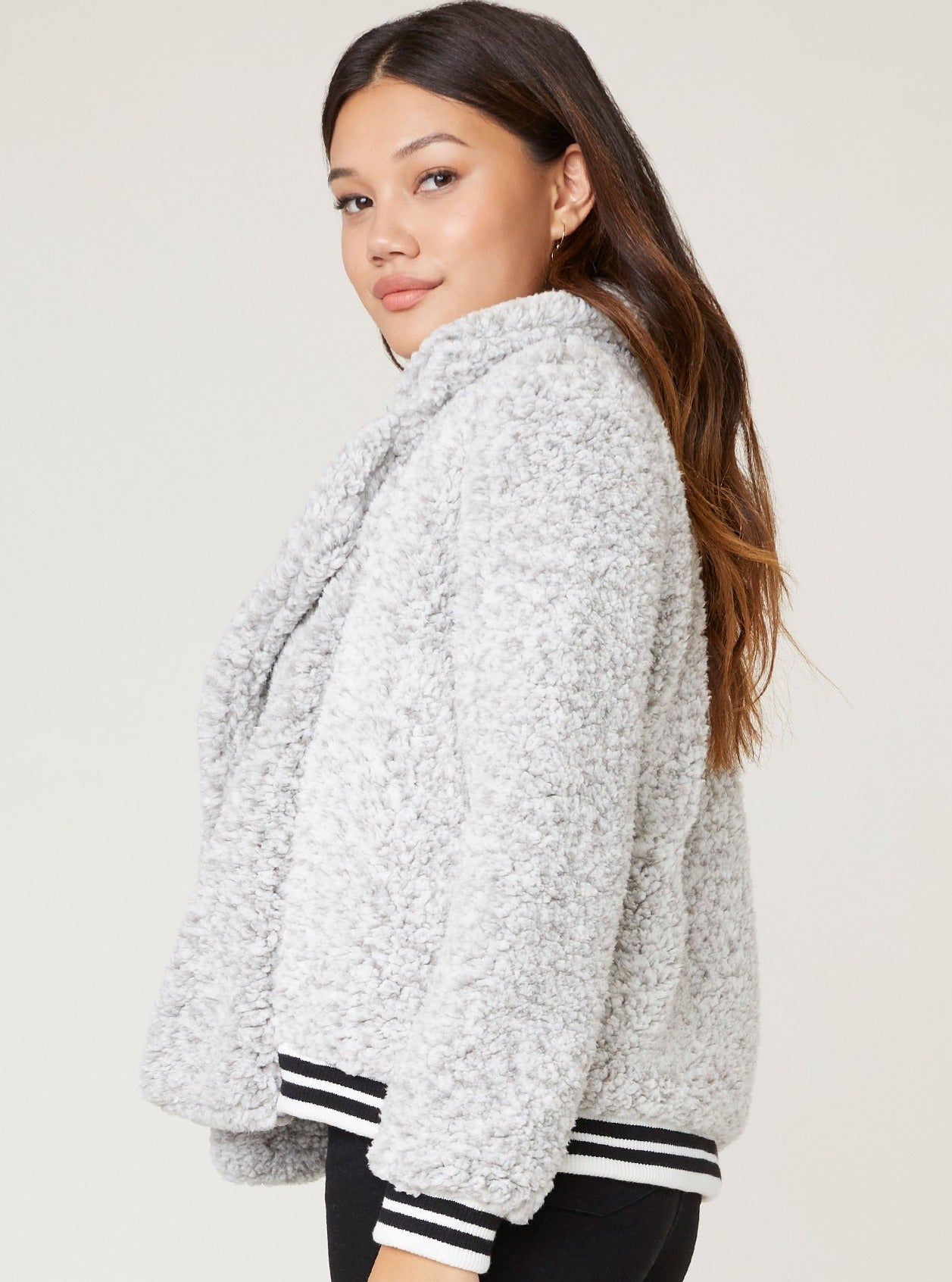 SHEAR GENIUS Shearling Jacket