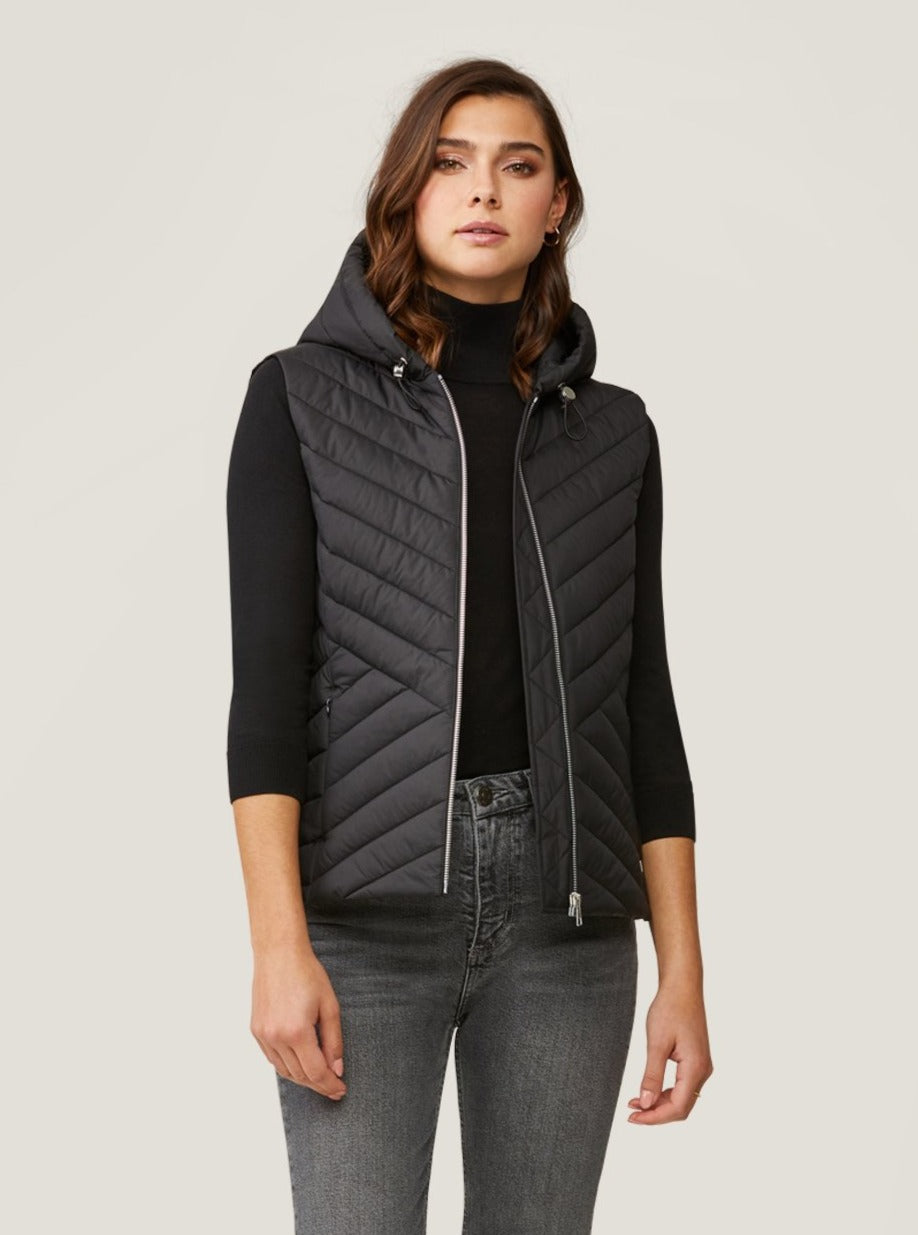 KATRIANE slim-fit Thermolite vest