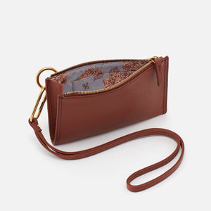 TOUR GO Lanyard Pouch Toffee