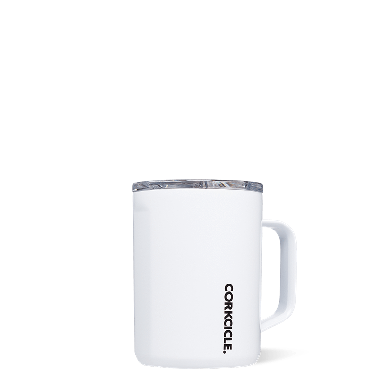 Coffee Mug - Gloss White