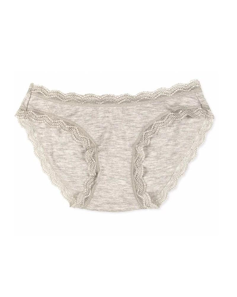 Plain Grey Knicker