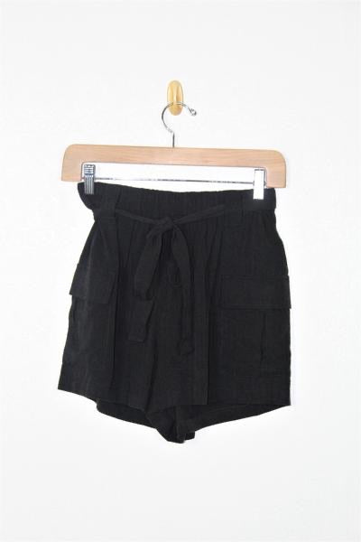 The Dylan Short Black