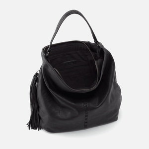 Meridian Shoulder Bag Black