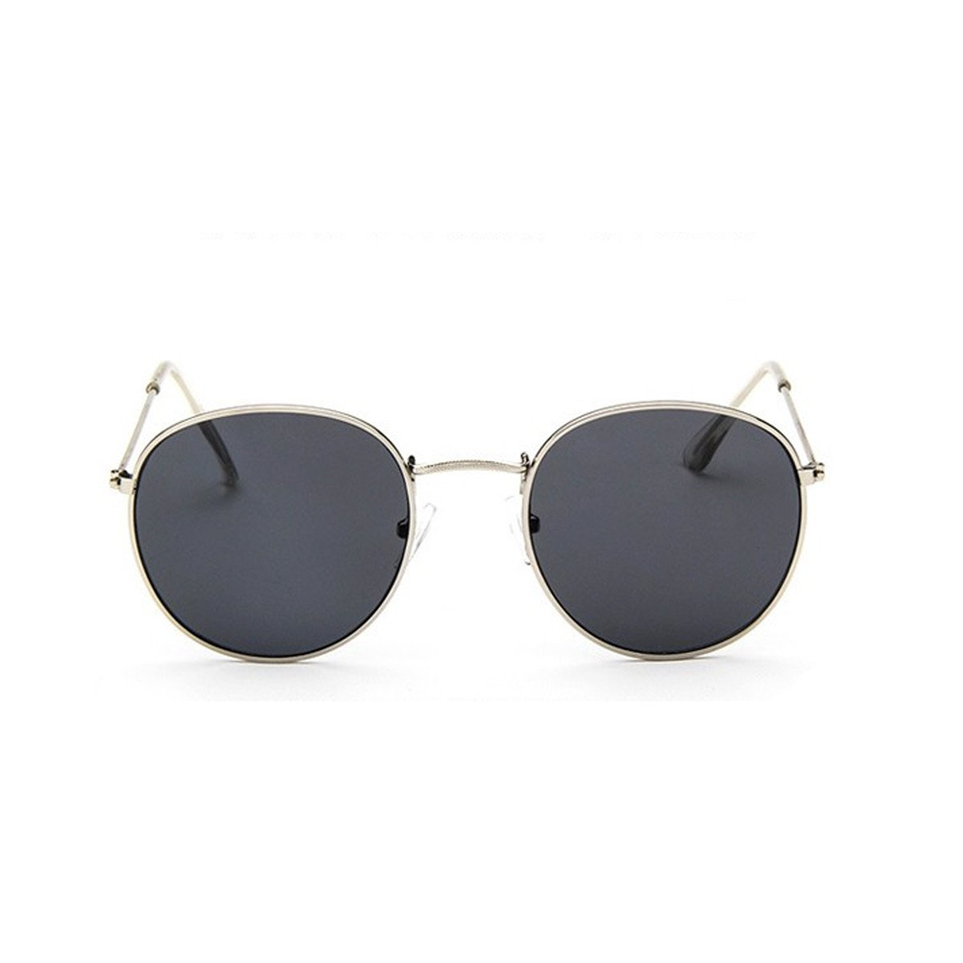 MILEY Sunglasses Silver/Black