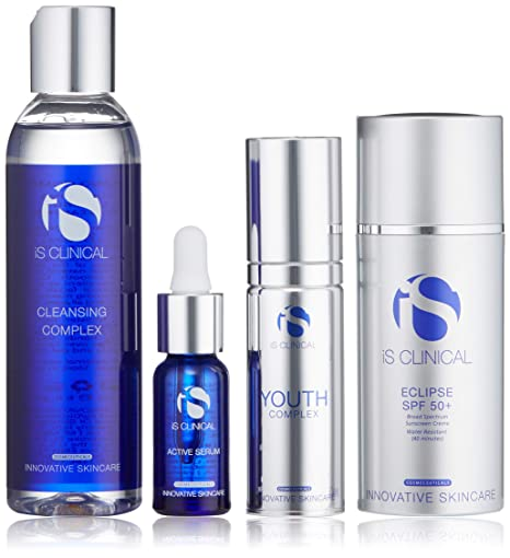 Pure Renewal Collection iS Clinical At Home Facial Gift Set