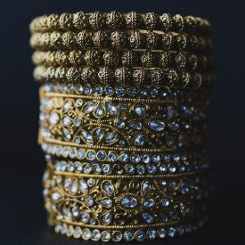 How is Indian Jewellery is designed and Crafted?