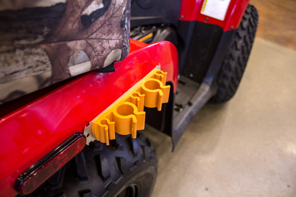 Sport Bumper Bracket (on ATV with bumper)
