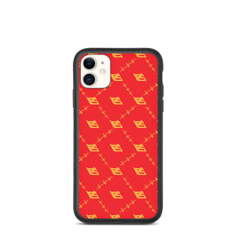 VCS Bio iPhone Case [Red]
