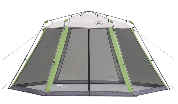 Coleman 15x13 Screened-in Tent to prevent mosquitos