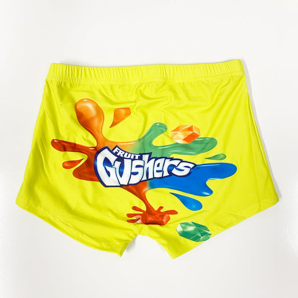 Fruit Gushers Candy Hot Shorts