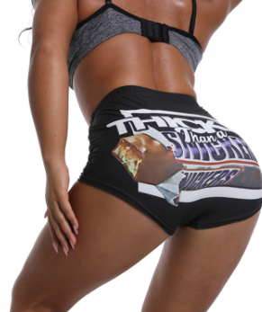"Snickers ""Thicker Than a Snicker"" ! Hot Shorts"