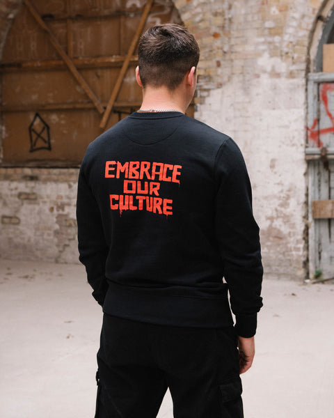 Embrace Our Culture Sweatshirt
