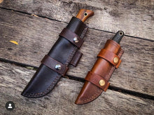 Load image into Gallery viewer, Sheaths by Badger Claw Outfitters (Made to Order)