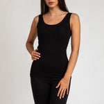Load image into Gallery viewer, Womens' Thick Strap Viscose Vest