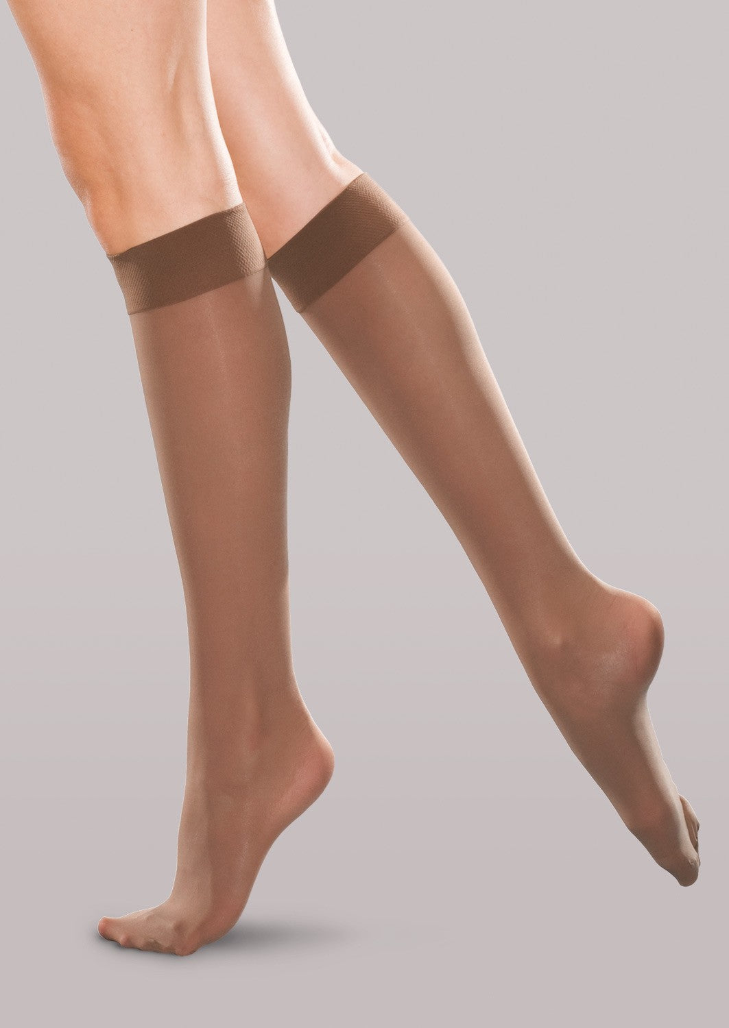 Charmaine Knee High Tights Pack of 2