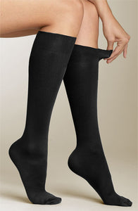 Knee High Opaque Tights