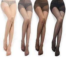 Sheer Tights with a touch of Lycra