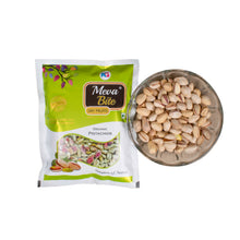Load image into Gallery viewer, MEVABITE SALTED AND ROASTED PISTACHIO 250g